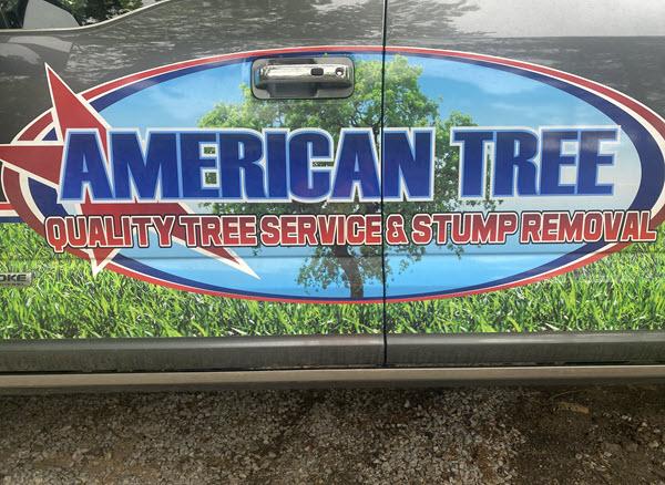 American Tree & Landscaping LLC Logo