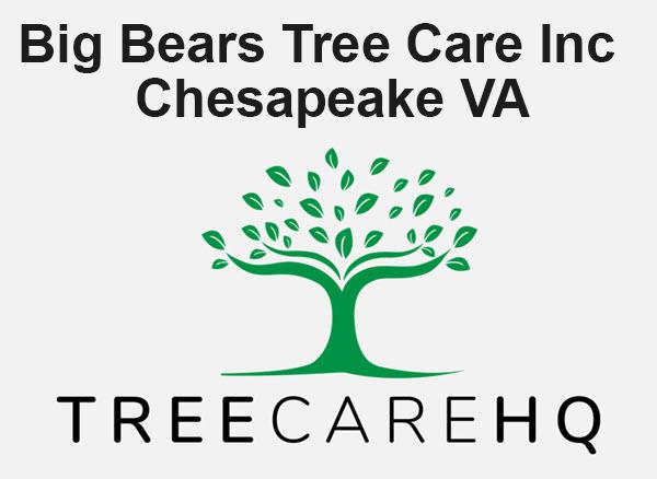 Big Bears Tree Care Inc