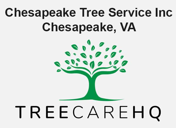 Chesapeake Tree Service Inc