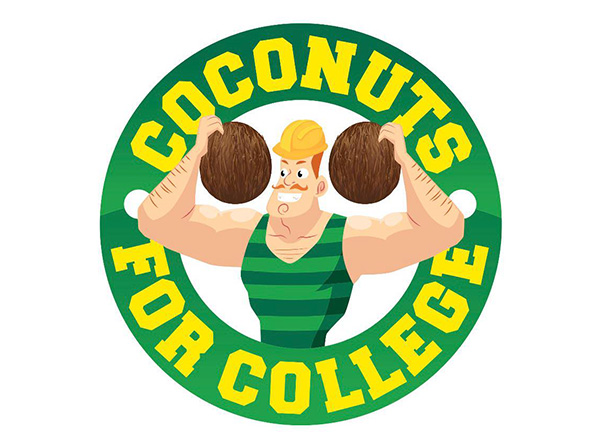 Coconuts for College