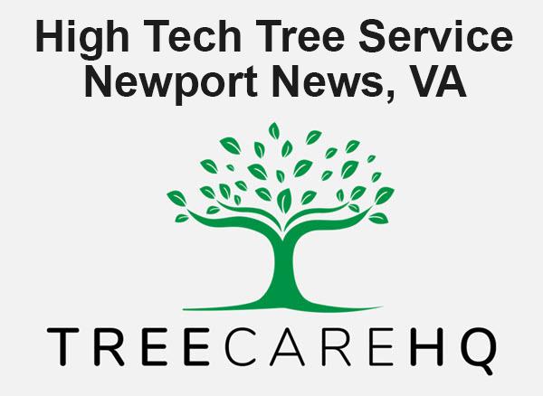 High Tech Tree Service