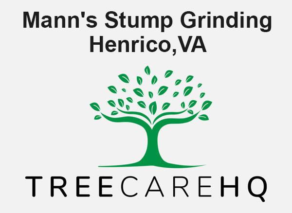 Mann's Stump Grinding