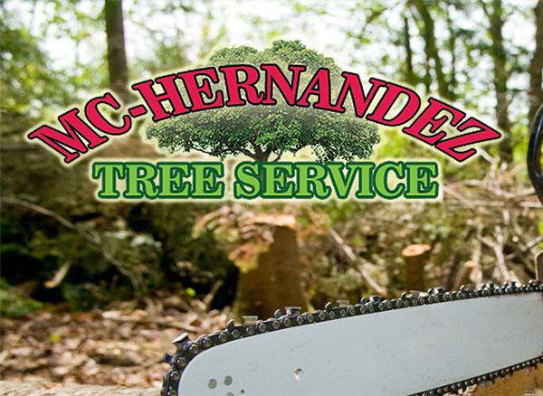 mc hernandez tree service